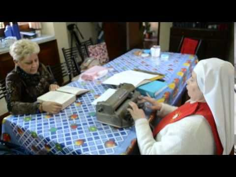 89 años de las Hermanas Sacramentinas no Videntes
