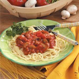 Southern Barbecue Spaghetti Sauce Recipe