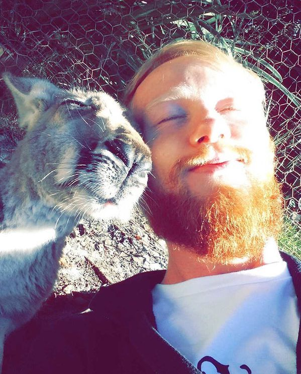 Animals Taking Selfies – 80 Funny Animal Pictures