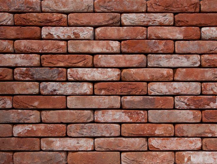 Roodbruine steenstrip - Oud Engelen | Vandersanden Bricks