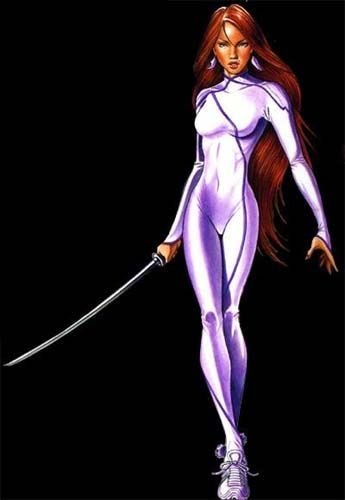Colleen Wing (Marvel Universe) Custom Action Figure