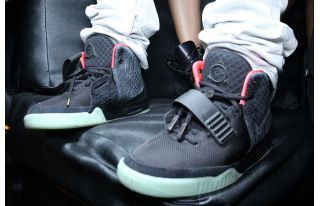 """Nike Air Yeezy 2 """"Solar Red"""" Detailed Look 