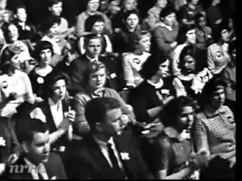 Brenda Lee  Sweet Nothins as she appeared on American Bandstand