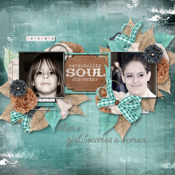 Scrapkit RustedTurquoise by PhotoCowGirl http://bit.ly/1XTF88C Photos by kpmelly