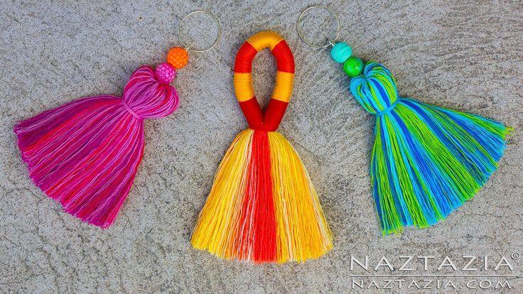 eaffb7d50b0a98dc7438c49fc549b38f yarn storage diy tassel