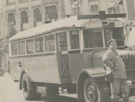 Htm bus 1930 den haag