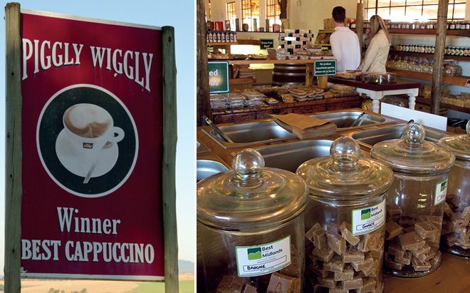 Don't miss out on a cappuccino and fudge in 10 flavours.