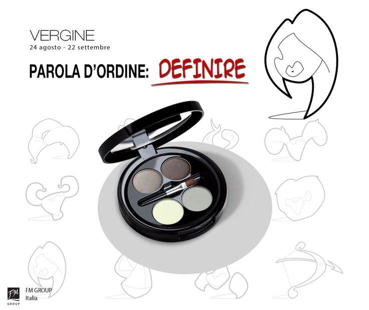 #oroscopo #vergine #virgin #horoscope #fmgroup #fmgroupitalia #eyebrow #set