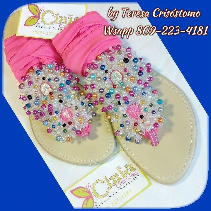 Sandalias Cristal de Nieve
