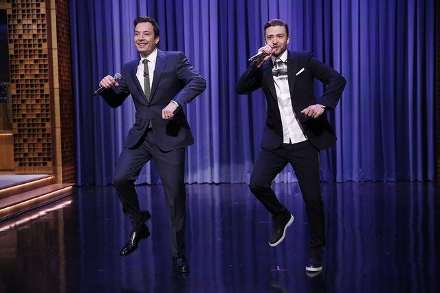 Tickets To Jimmy Fallon's Tonight Show Up For Grabs This Week