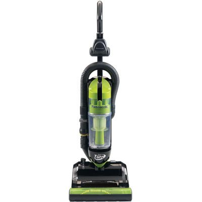 panasonic bagless vacuum with swivel steering awe yeah lime green vacuum at walmart