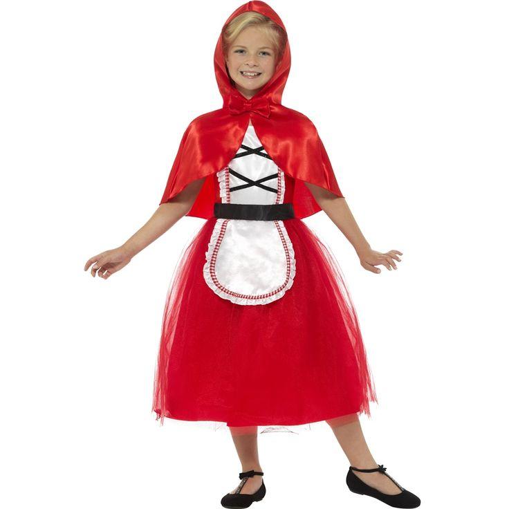 Disfraz Caperucita Roja Infantil - Comprar Online {Miles de Fiestas}