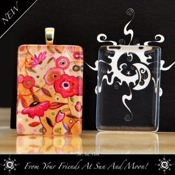 The Elegant Rectangle  Clear Rectangle by SunAndMoonCraftKits, $25.00