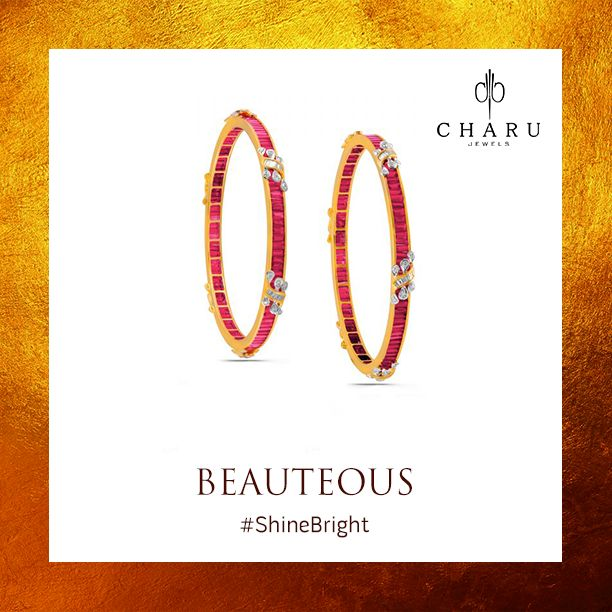 The beauty of style depends on simplicity. #Beauteous #CharuJewels #Jewels #Jewelry