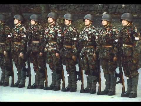 Schweizer Armee 61/ swiss army 61 - YouTube