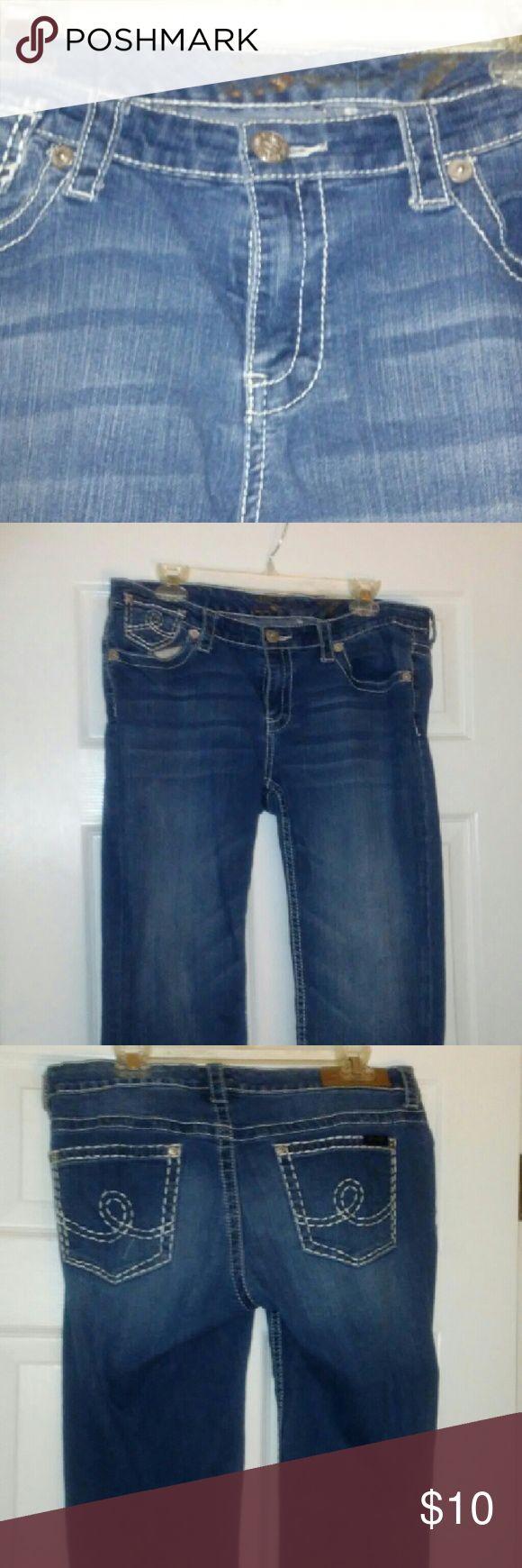 Seven Jeans Bermuda shorts Denim Seven Jeans bermuda shorts with cuff. Seven7 Shorts Bermudas
