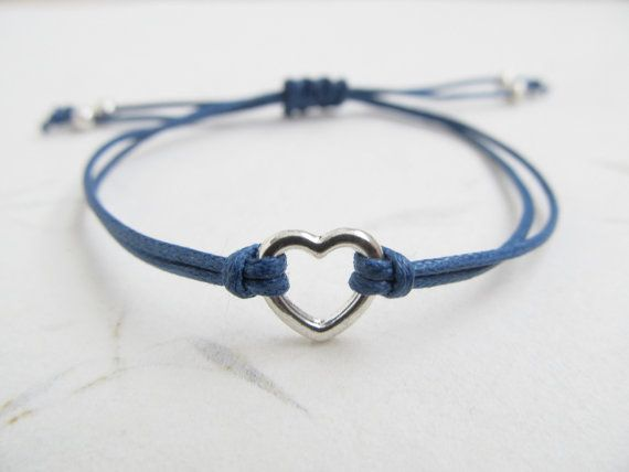 Love bracelet, heart bracelet, friendship bracelet