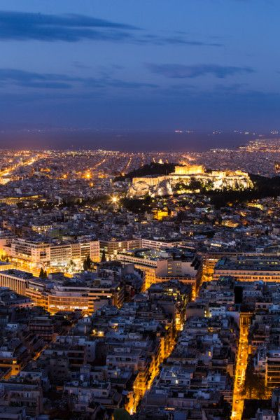 Photo Location Scouting and Searching for the Best Views of Athens | Brendan's Adventures