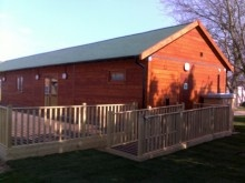 One of the Bespoke Educational Buildings that can be provided by Cabins Unlimited