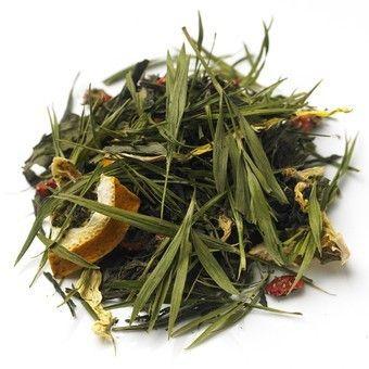 bamboo green tea. Hinta 5,80€