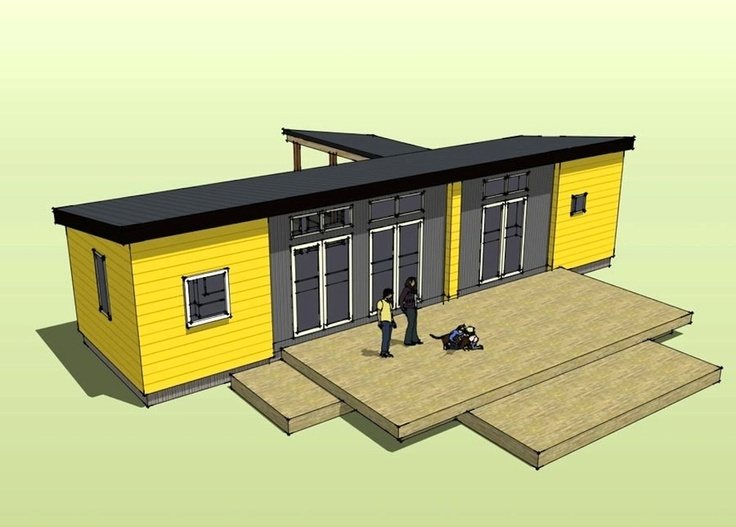 Activ, prefab IKEA house now available for $86,500.