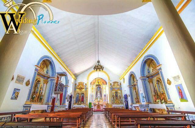 #Beautiful #church #algarve www.weddingplanneralgarve.com