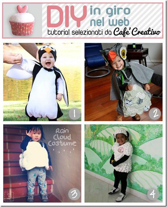 Tutorial ♥ Carnevale per i piccoli