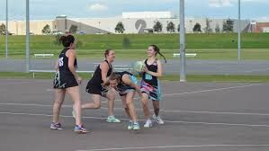 Singleton's netball courts are located Rose Point Park, just behind the town centre.
