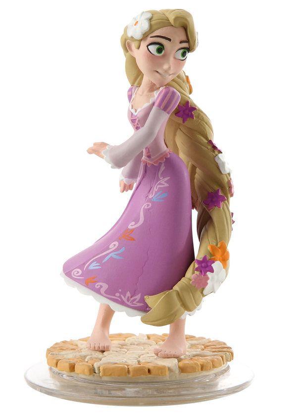 Disney Infinity Rapunzel Figure #Disney #Disneyinfinity