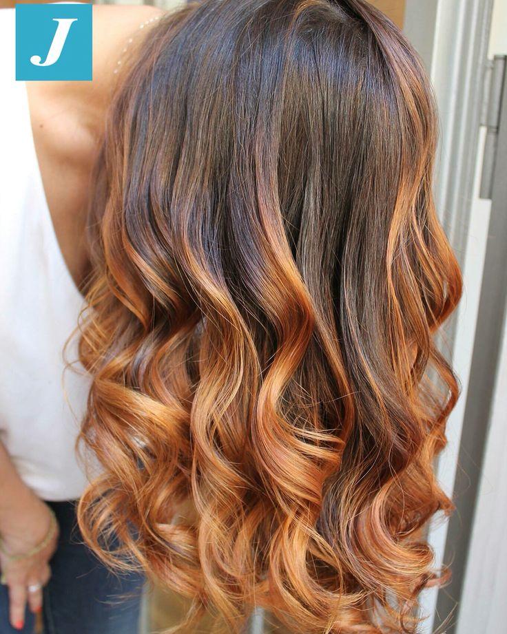 Original Shades _ Degradé Joelle  #cdj #degradejoelle #tagliopuntearia #degradé #igers #musthave #hair #hairstyle #haircolour #longhair #ootd #hairfashion #madeinitaly #wellastudionyc #model