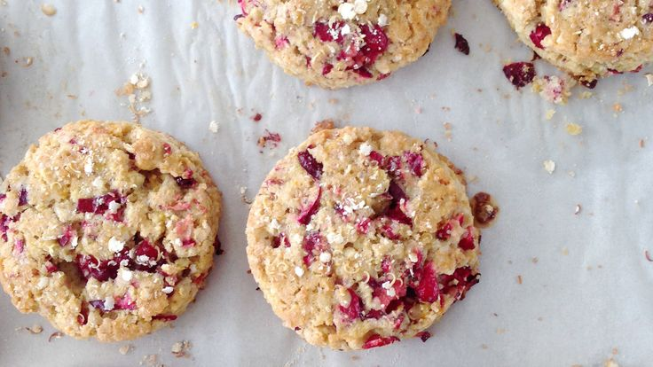 Cannelle et Vanille's Aran Goyoaga shares her recipe for tender and tart gluten-free scones.