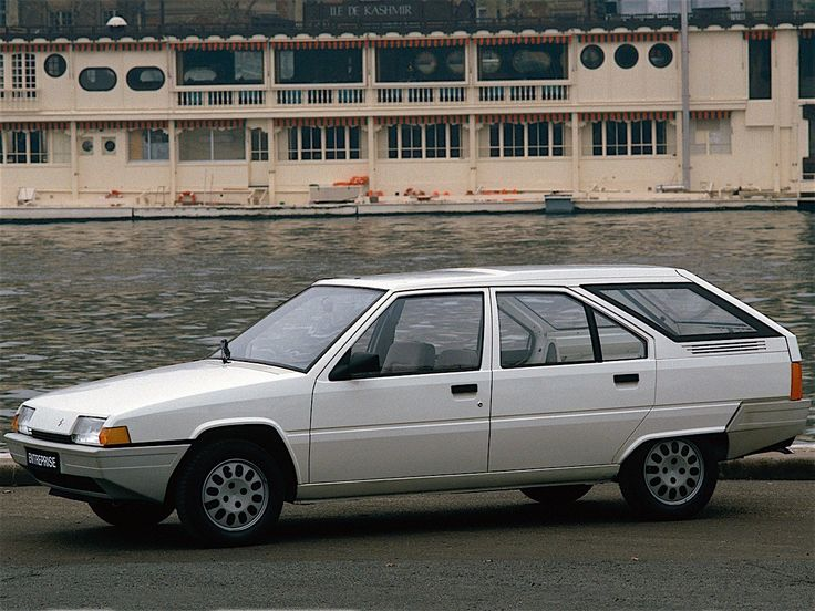 Citroën BX 16 RE Break