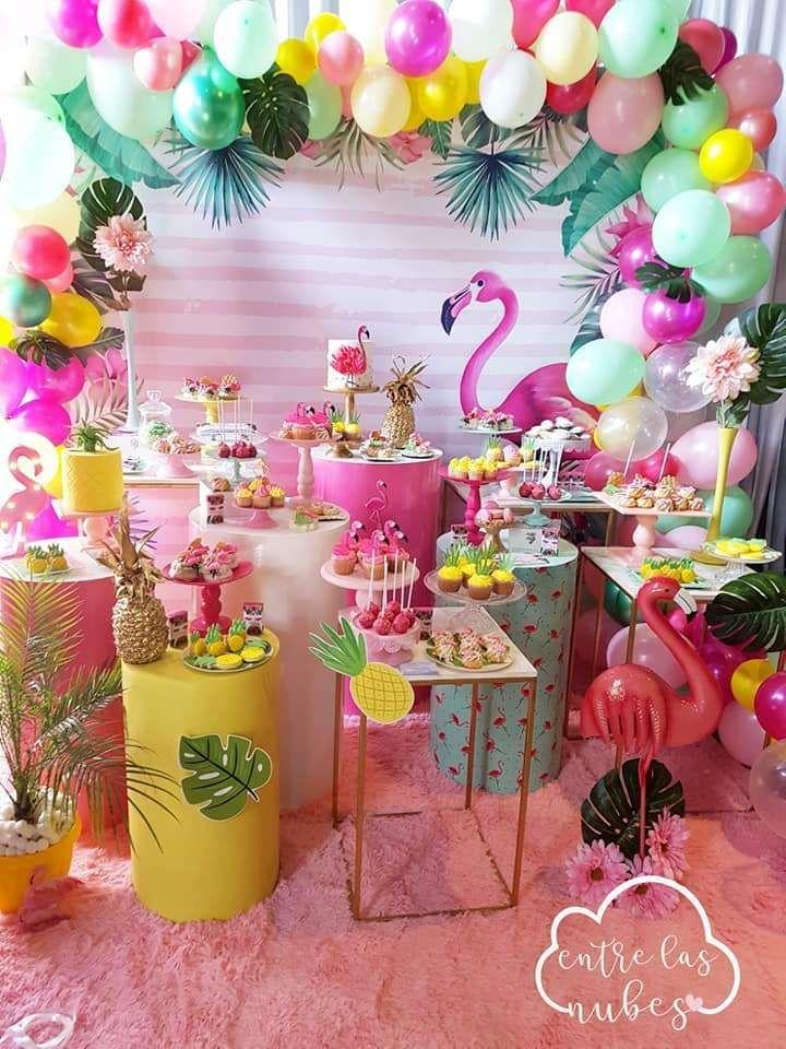 Flamingo Party Decor Flamingo Party Shirt Flamingo Birthday
