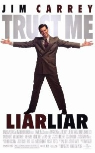 This movie is my one of my best references for comedic timing. Not that I'm funny, but when I am, I owe it to Jim Carrey.