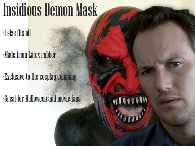 insidious hallo... Insidious Demon
