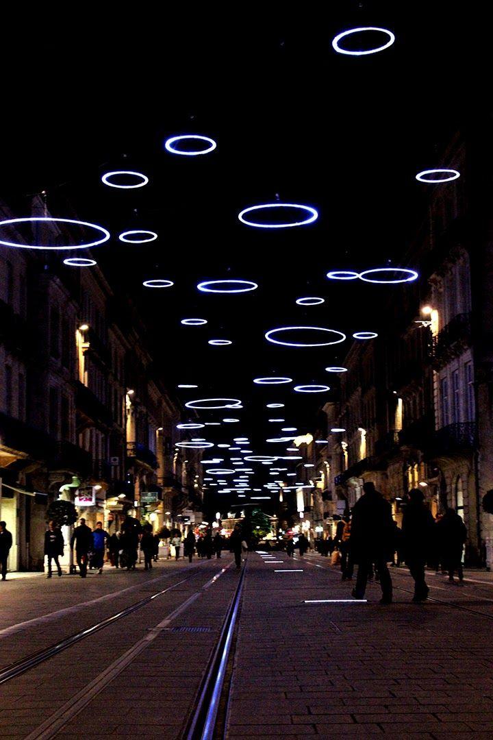 Blog Cuisine & DIY Bordeaux - Bonjour Darling - Anne-Laure: Bordeaux sous les lumières de Noël - Cours de l'Intendance