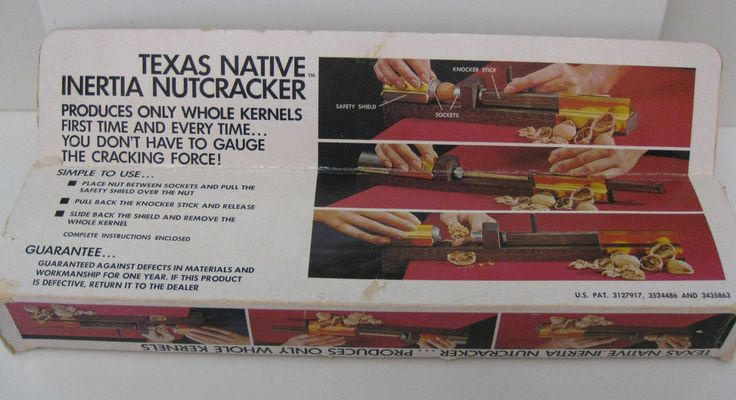inertia nutcracker instructions 2