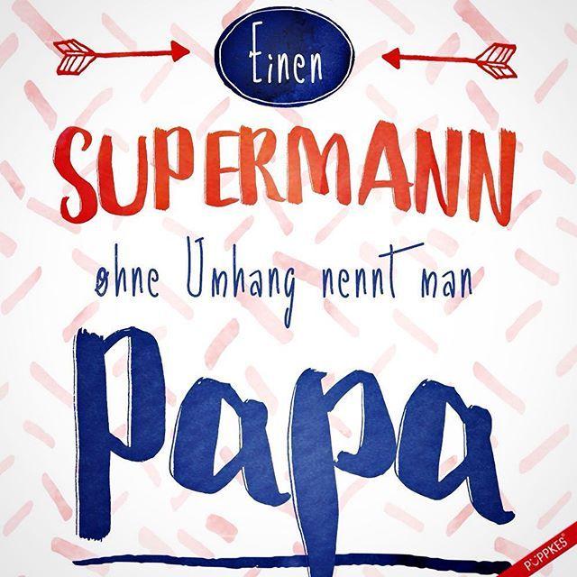 Helden des Alltags. . . . #helden #superhelden #hero #papa #dad #vater #besterpapa #superman #quote #sprüche #poster #postkarte #familie #quoteoftheday #instadaily #ecards #studiob #ruhrpott #essenwerden #kreativ #grafikdesign #ideen #Papa #handmade
