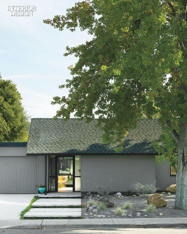 Take An International Tour Of 5 Mid Century Residences Interior Design