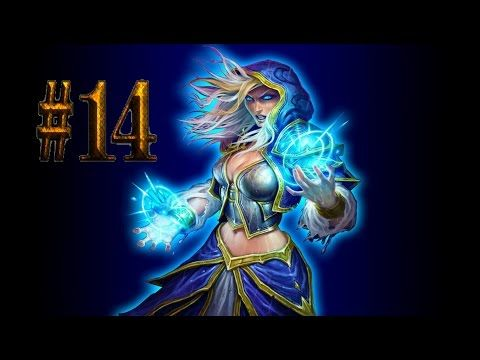 Hearthstone: Mage - Freeze for Life (Wild #14) - YouTube