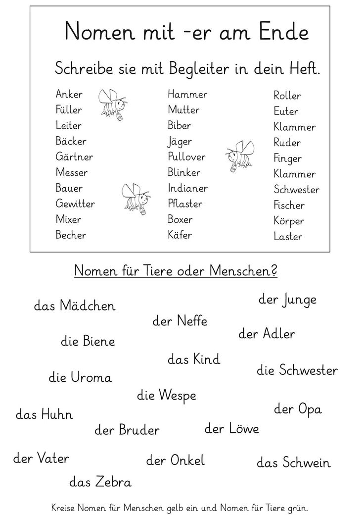 58 besten Arbeitsmaterialien Bilder auf Pinterest | Grundschulen ...