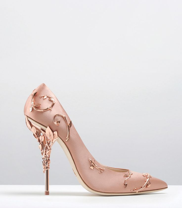 1000  ideas about Rose Gold High Heels on Pinterest | Rose gold