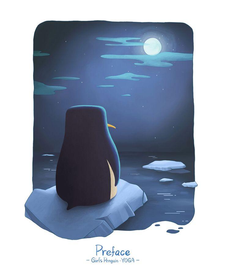 Girl's Penguin • YOGA    Preface