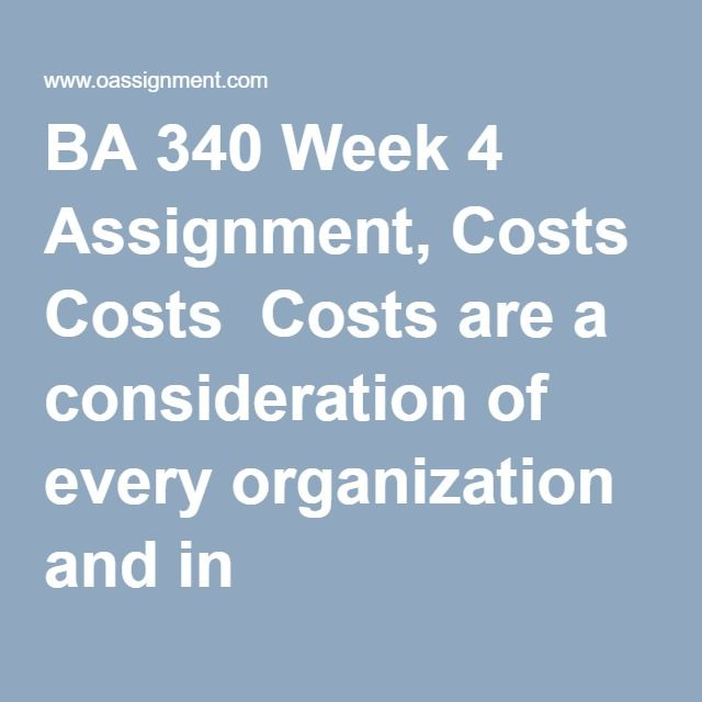 """BA 340 Week 4 Assignment, Costs  Costs are a consideration of every organization and in economically difficult times many managers may want to cut the """"training budget"""" to save costs. I'm sure that you've heard that training is always the first to go in tough times. But is that really the smartest business strategy to employ–or during economically difficult times should the """"training budget be increased? Write a 1500 word paper taking one side of this issue. Should: Training should be cut…"""