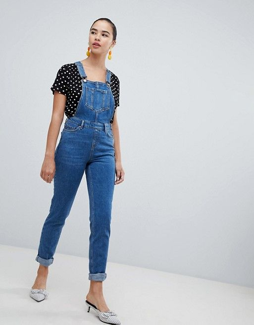 8fab666880 New Look Slim Fit Overalls