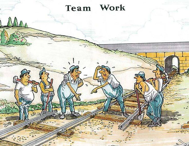 funny teamwork quotes | Funny Teamwork Posters