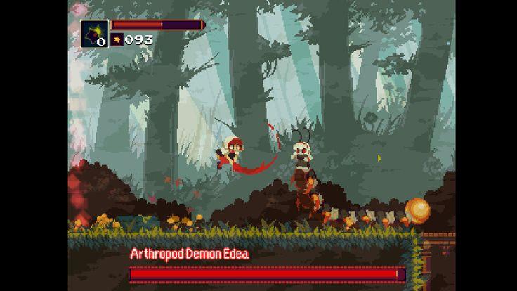 Momodora: Reverie Under the Moonlight Game   PS4 - PlayStation