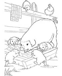 21 best farm animals coloring pages images on pinterest farm animals animal coloring pages. Black Bedroom Furniture Sets. Home Design Ideas