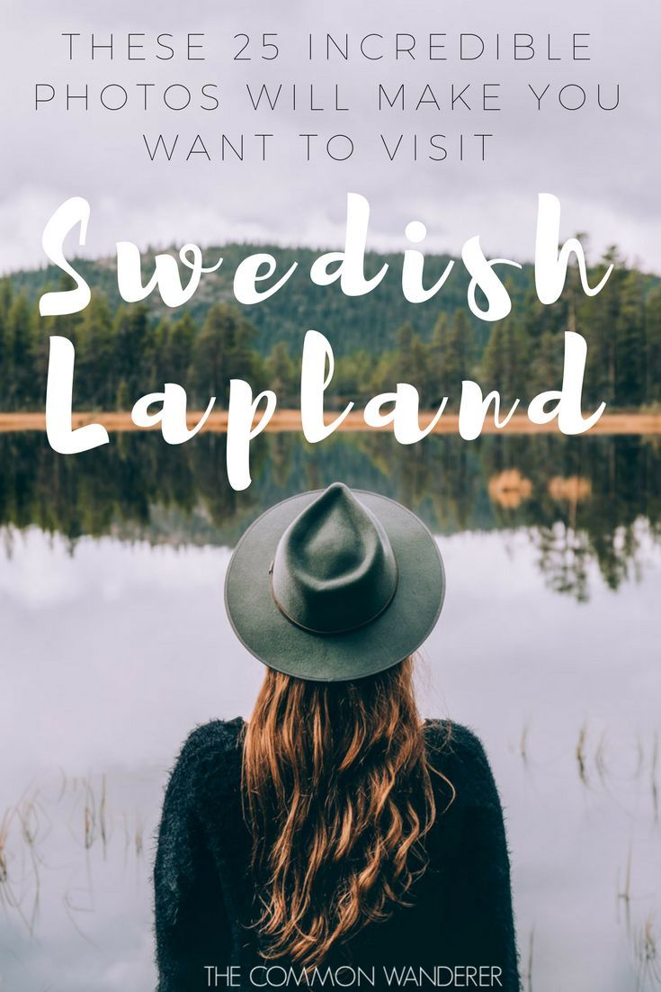Forests ablaze with autumn, picturesque mirrored lakes, and gorgeous timber cabins: here are 25 Swedish Lapland pictures to fuel your wanderlust. // Swedish Lapland | Swedish Lapland photos | Lapland photography | Sweden photos | Autumn in Swedish Lapland | #swedishlapland #lapland #arctic #autumn #autumncolours