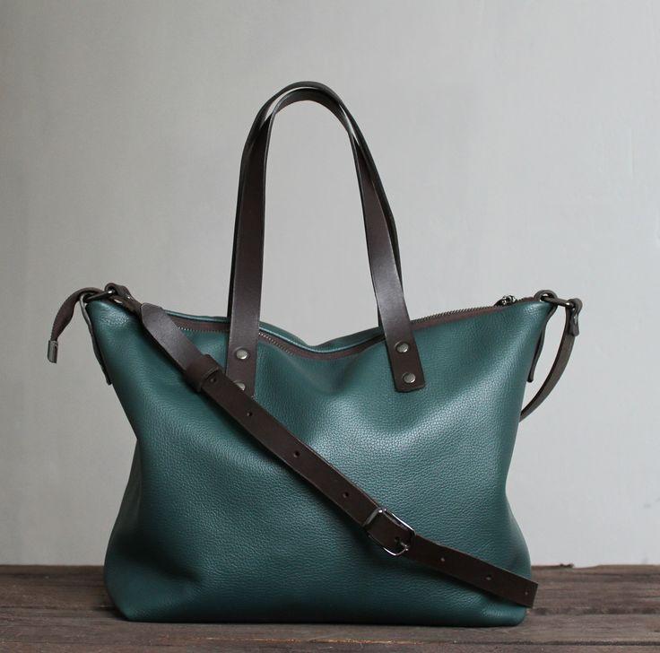 """Кожаная сумка """"Илана"""" в магазине «bagzibags» на Ламбада-маркете"""